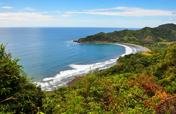The Nicoya Peninsula, Costa Rica