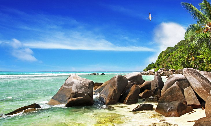 La Digue Island, places to visit in Seychelles island