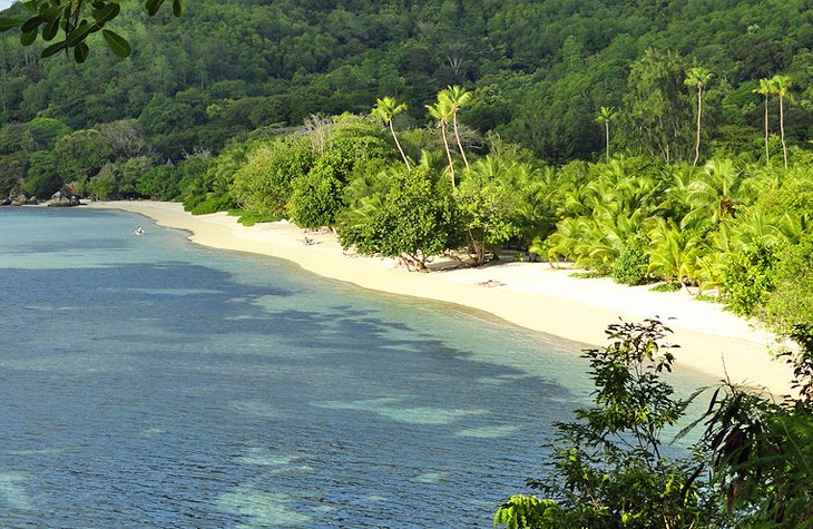 Ste Anne National Marine Park, places to visit in Seychelles island