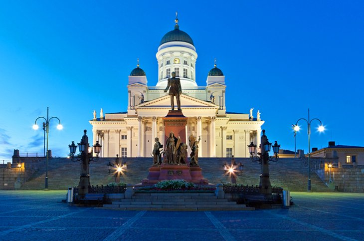 14 Top Rated Tourist Attractions In Helsinki And