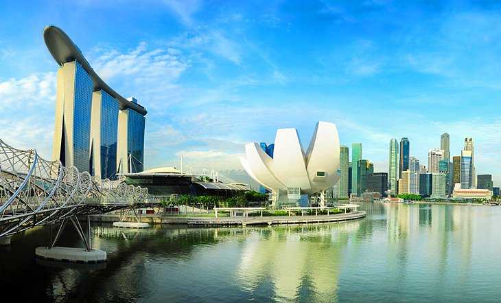 About Singapore City MRT Tourism Map and Holidays: Detail ... |Singapore Main Attractions