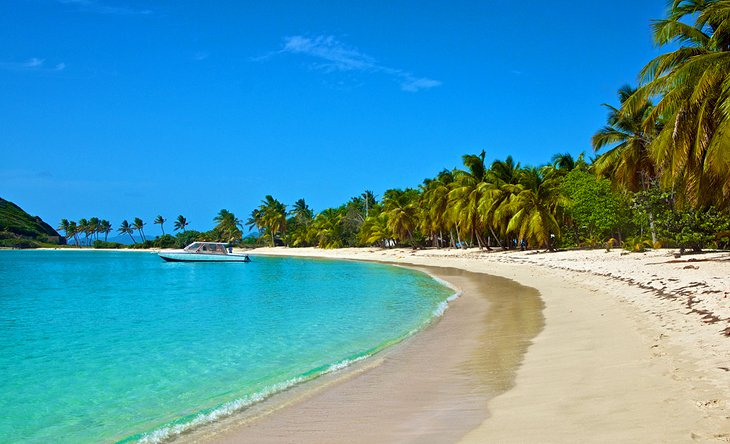 TopRated Tourist Attractions In St Vincent And The Grenadines - The 15 most unusual and beautiful beaches in the world