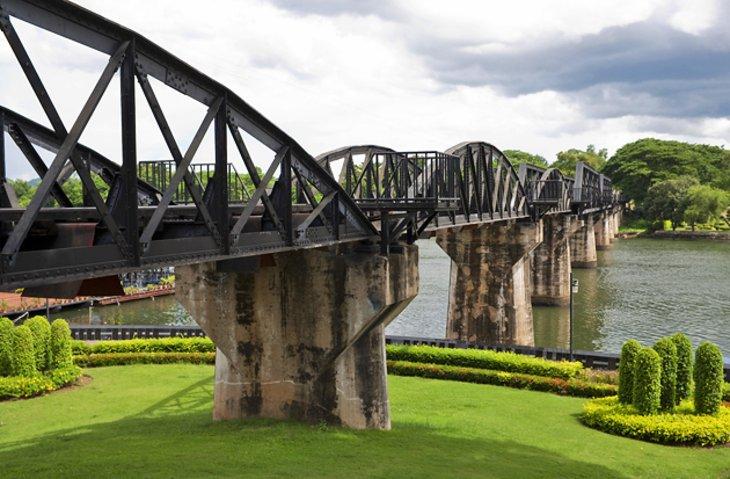 Мост на реке Квай (Мост железной дороги смерти)