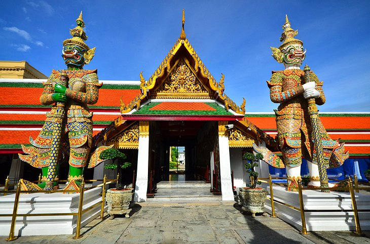 Wat Phra Kaeo/Temple of the Emerald Buddha