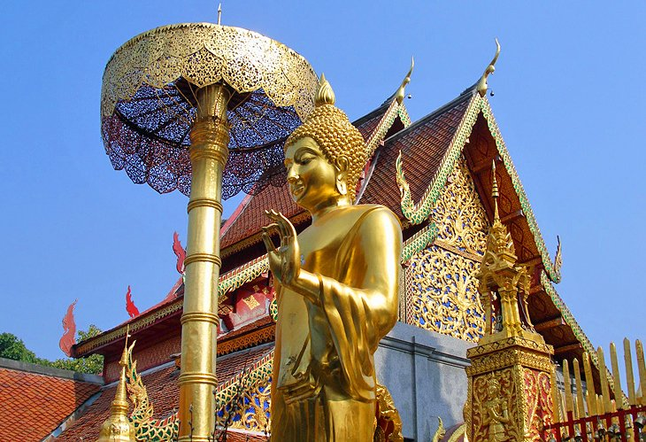 14 TopRated Tourist Attractions in Chiang Mai – Thailand Tourist Map