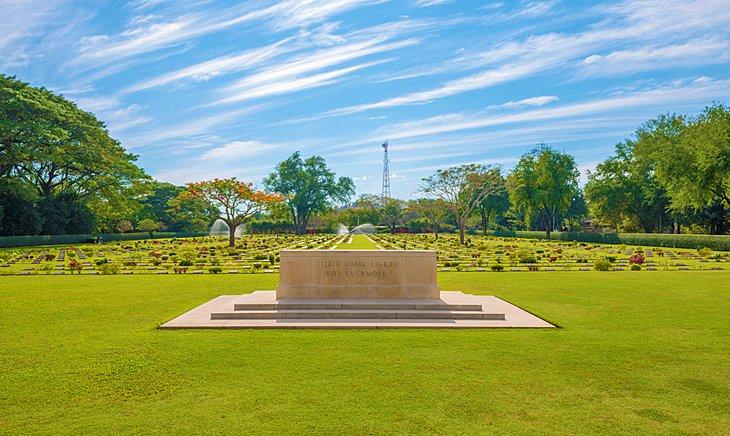 Чункайское кладбище