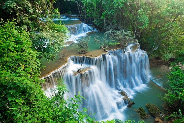 Национальный парк Хуэан Сринагариндра