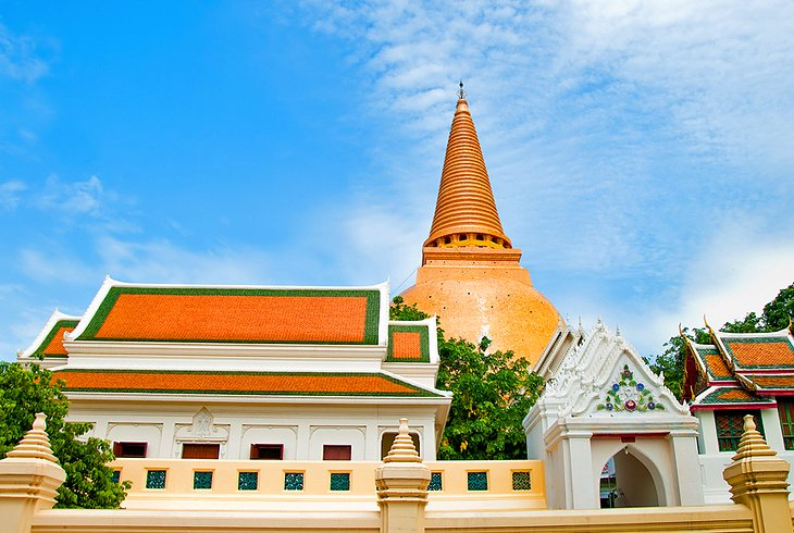 Top-Rated Tourist Attractions in Nakhon Pathom  PlanetWare