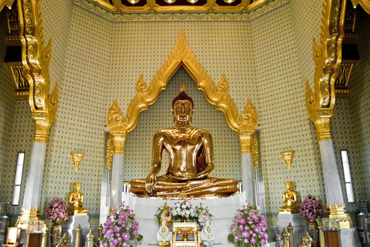 Wat Traimit, Temple of the Golden Buddha