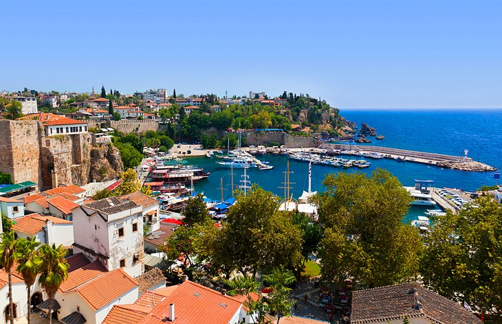 14 TopRated Tourist Attractions in Antalya PlanetWare