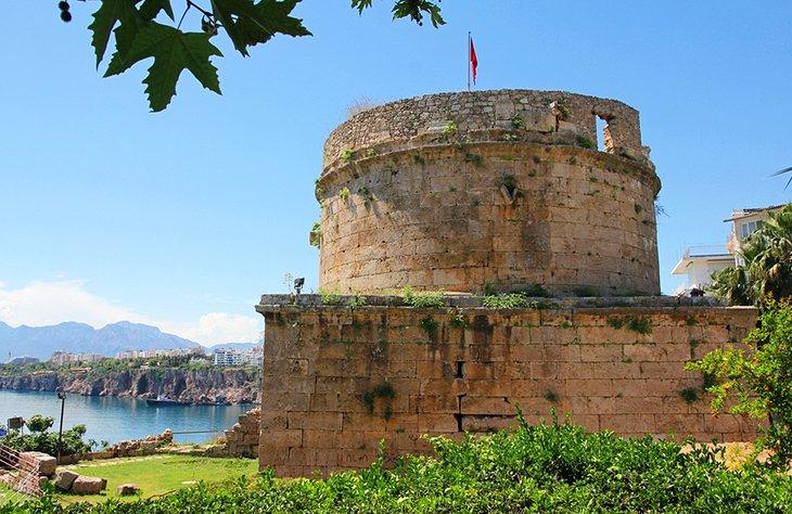 Roman Fortress (Hıdırlık Kalesi)
