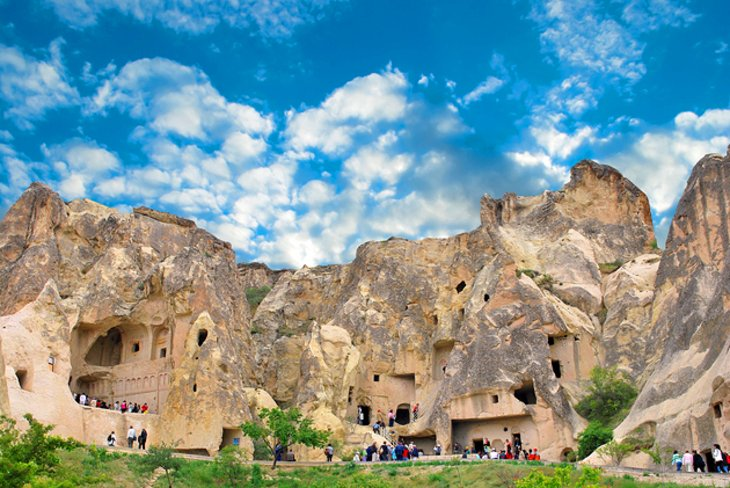 16 TopRated Tourist Attractions in Cappadocia – Tourist Attractions Map In Turkey
