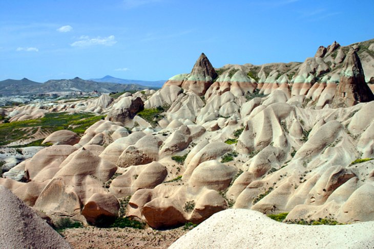 Rose Valley Goreme Red And Rose Valley