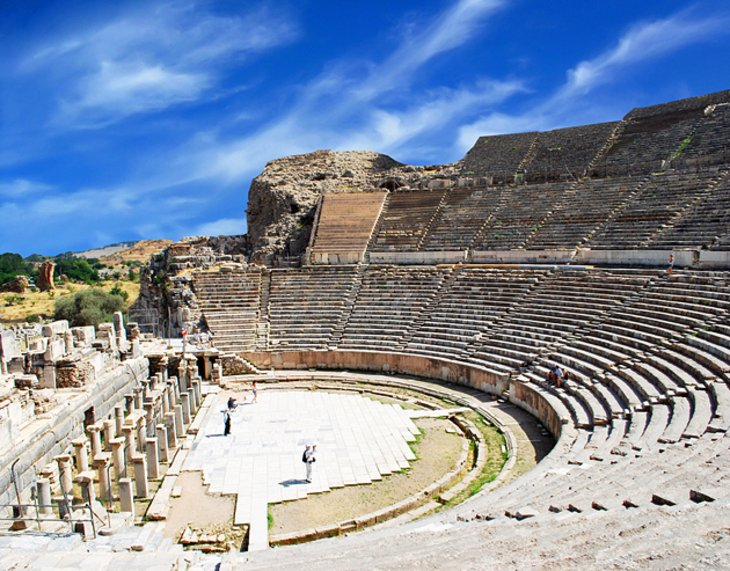 Visiting ephesus attractions tips tours planetware - Ephesus turkey cruise port ...
