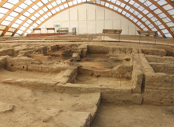 A Visitor S Guide To Catalhoyuk Excavations And History
