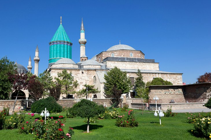 Exploring the Mevlana Museum: A Visitors Guide  PlanetWare