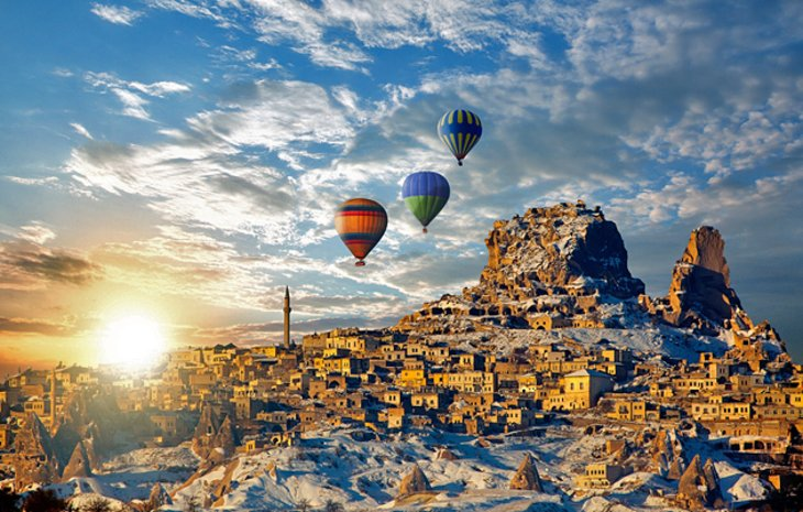 12 TopRated Tourist Attractions in Turkey – Turkey Tourist Attractions Map