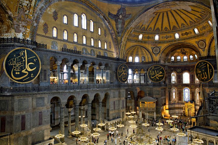 Exploring Aya Sofya (Hagia Sophia): A Visitors Guide  PlanetWare