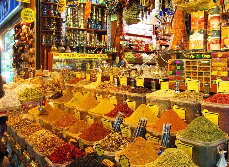 Spice Bazaar (Misir Çarsisi)