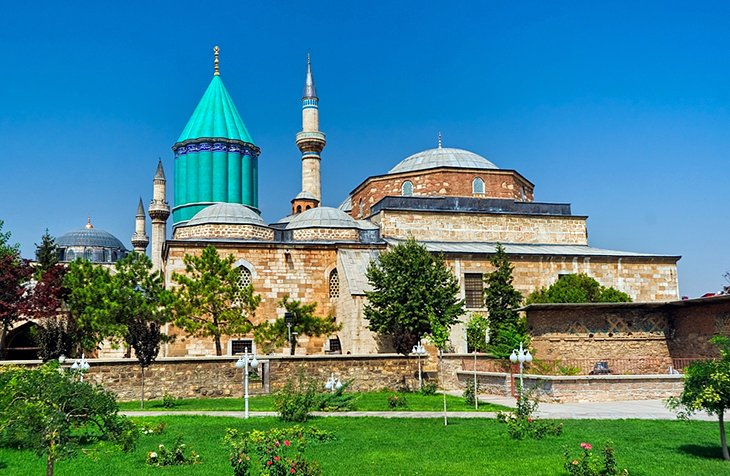 12 Top-Rated Tourist Attractions in Konya  PlanetWare