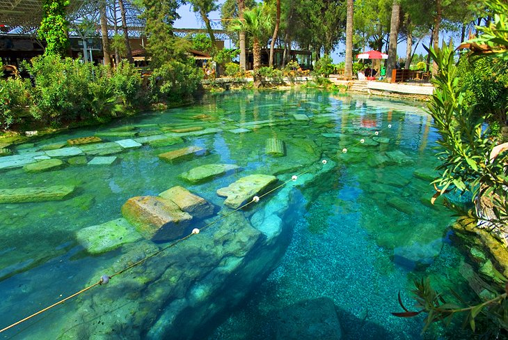 Swimming Pool Antiques : Top rated tourist attractions in pamukkale planetware