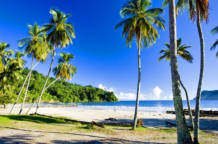 خلیج مارکاس، ترینیداد
