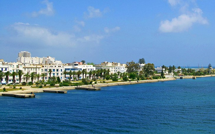 Bizerte Tunisia  city photos gallery : tunisia bizerte beaches resort coastline by bizerte