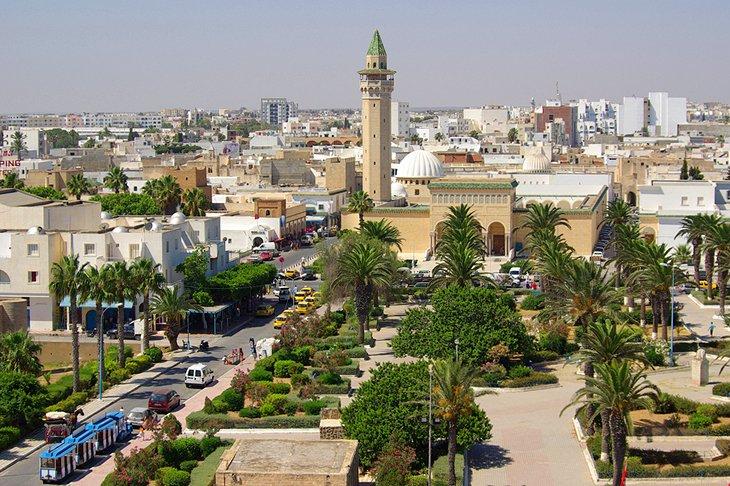 Mezquita de Bourguiba