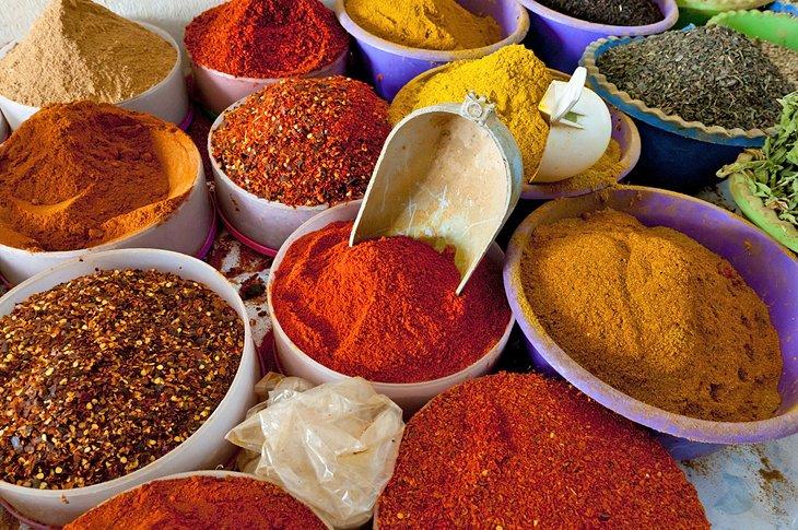 Mercado de Sousse