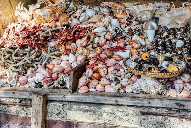 Kivukoni Fish Market
