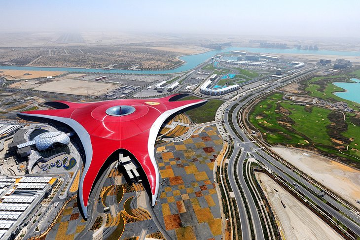14 TopRated Tourist Attractions in Abu Dhabi PlanetWare