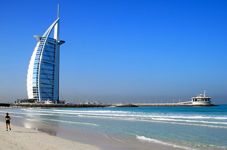 Burj al-Arab, places to visit in Dubai, world tallest building