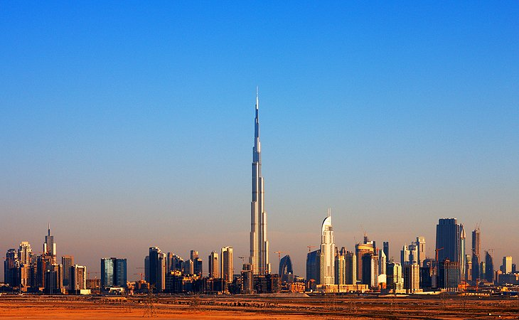 Top Tourist Attractions In The United Arab Emirates Mabumbe 2018