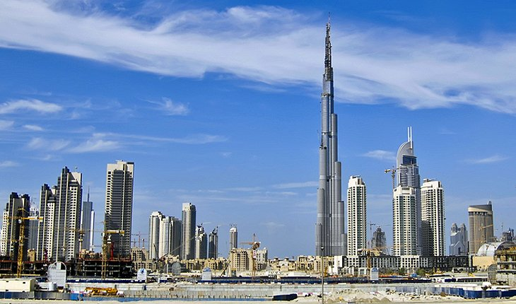 Burj Khalifa, places to visit in Dubai, dubai
