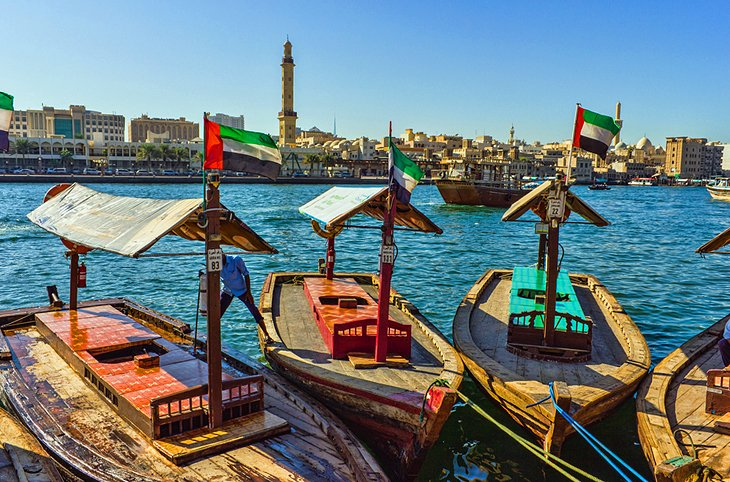 Dubai Creek, places to visit in Dubai