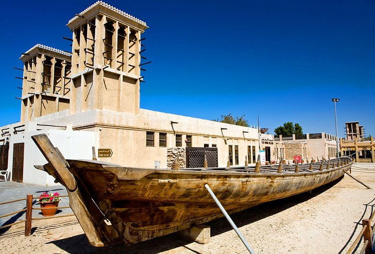 Heritage and Diving Village, places to go in Dubai, places to visit in dubai