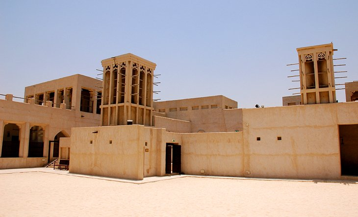 Sheikh Saeed Al-Maktoum House, places to see in Dubai