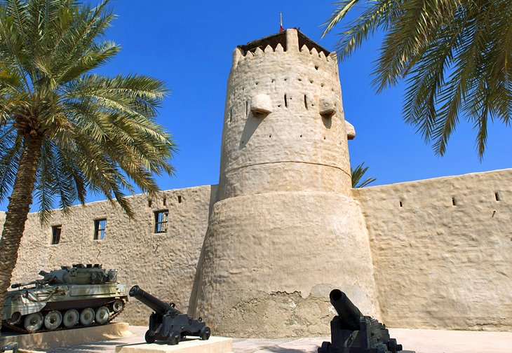 Umm Al-Quwain Fort and Museum