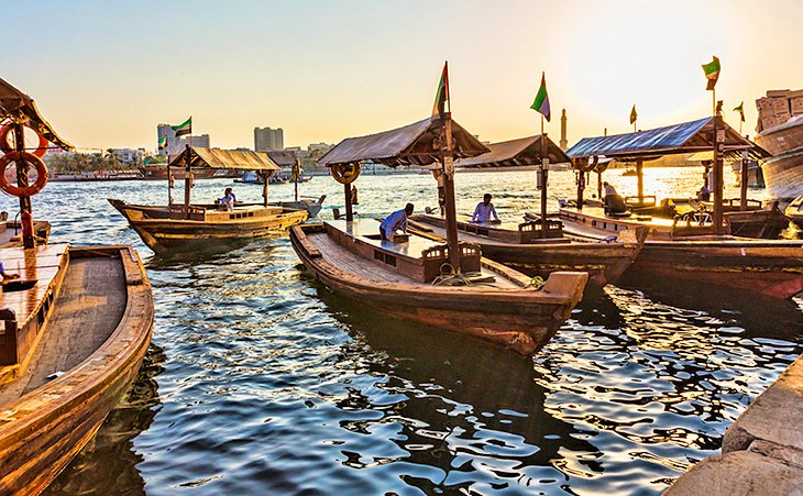 Dubai Creek where to stay in dubai: best areas & hotels, 2018 Where to Stay in Dubai: Best Areas & Hotels, 2018 united arab emirates dubai where to stay budget dubai creek
