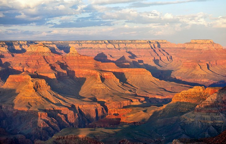 14 TopRated Tourist Attractions in the USA – Grand Canyon Tourist Attractions Map