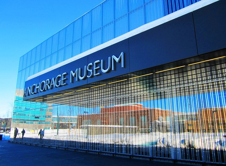 Anchorage Museum at Rasmuson Center