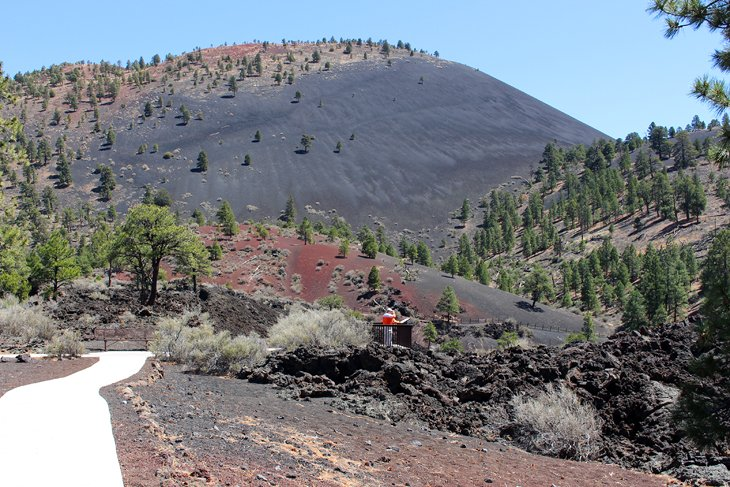 Sunset Crater Volcano National Monument