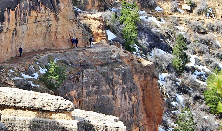 Grand Canyon 10 Top Attractions Best Tours and Where to Stay at – Grand Canyon Tourist Map