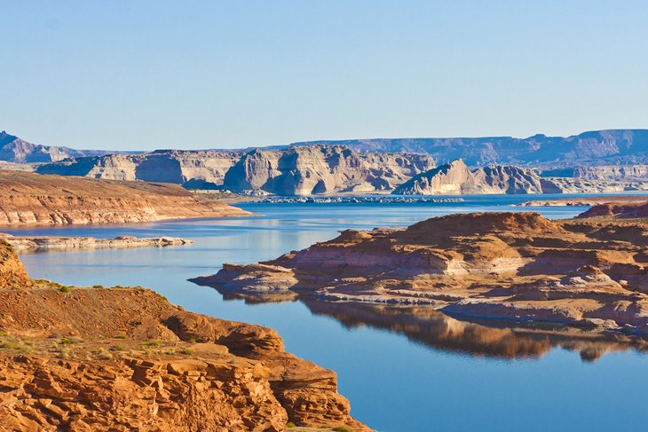 Lake Powell, Glen Canyon National Recreation Area
