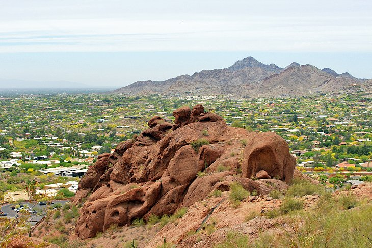 Camelback Mountain, Echo Trail