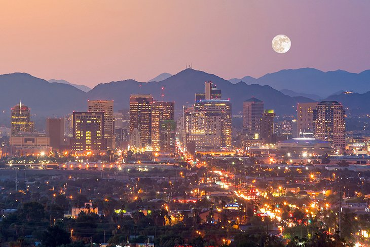 Where To Stay In Phoenix Best Areas Amp Hotels 2018