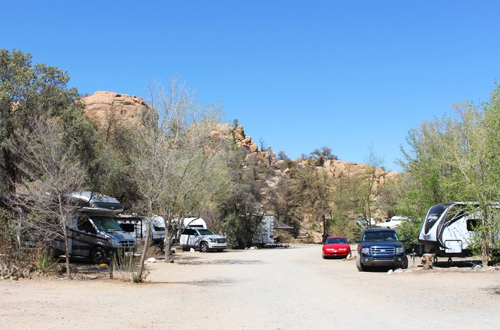 Point of Rocks RV Campground