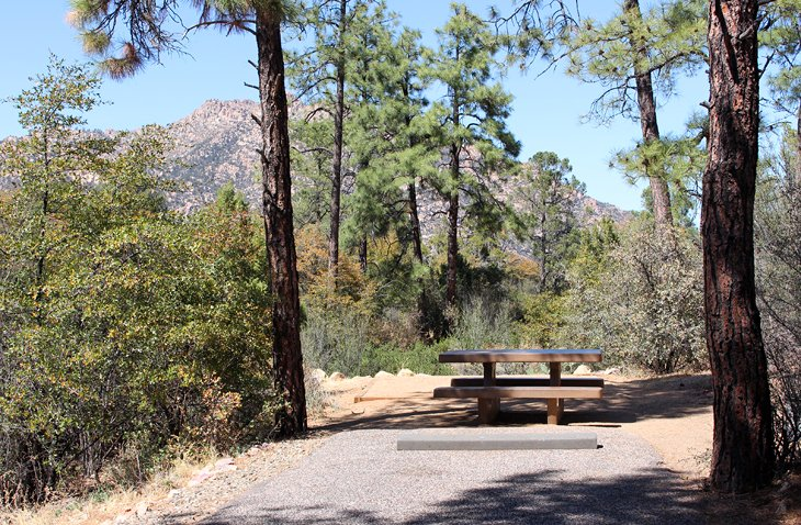 7 Top-Rated Campgrounds near Prescott, Arizona | PlanetWare
