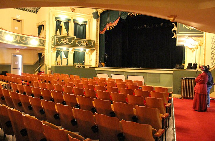 Elks Theatre Opera House