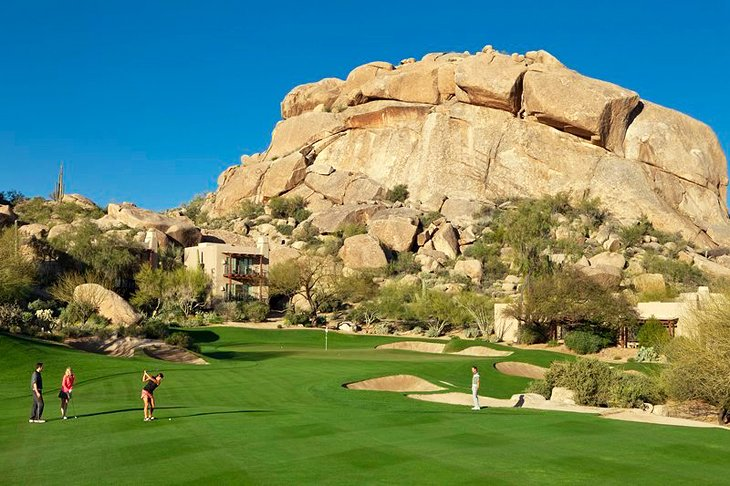 Photo Source: Boulders Resort & Spa